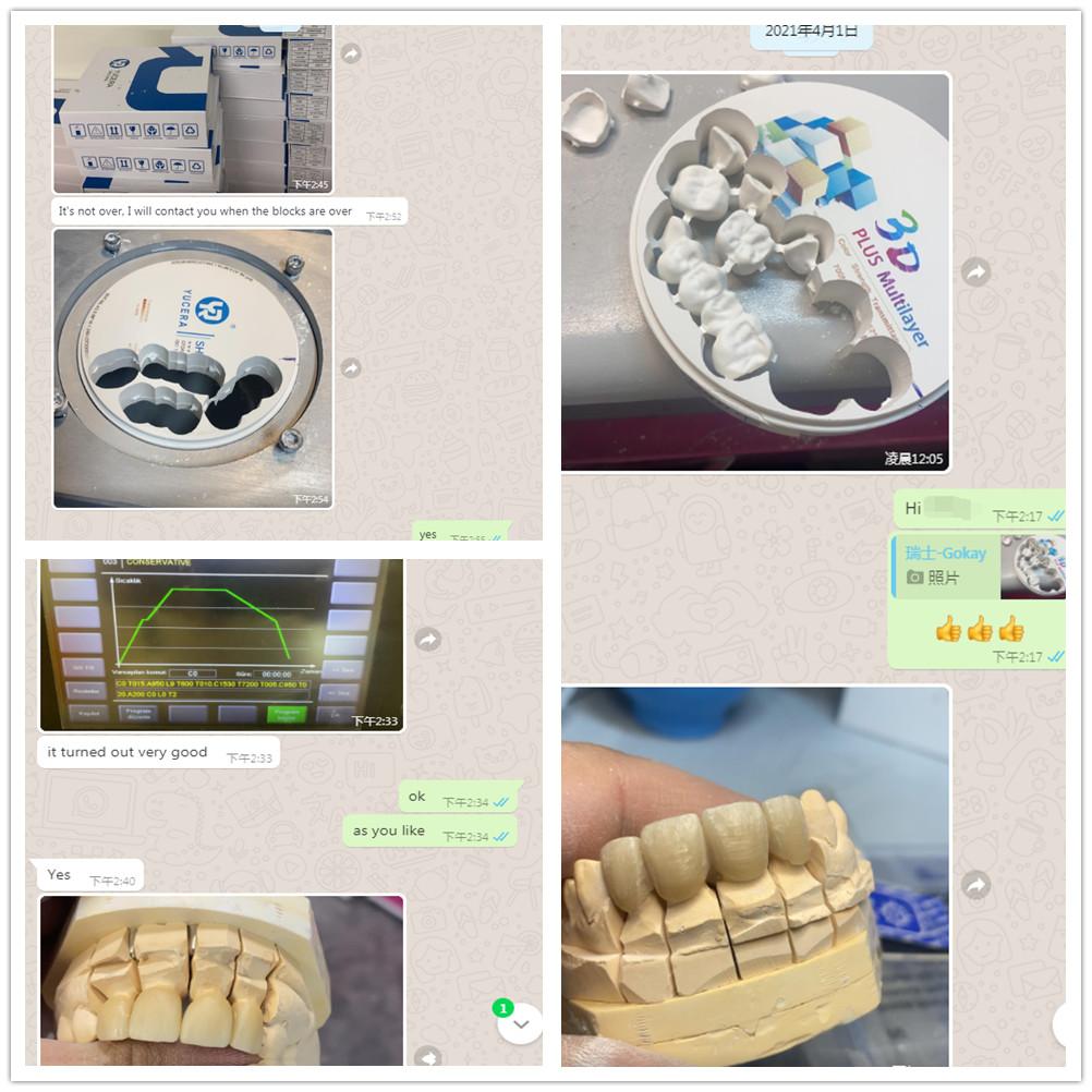 dentale zirconium